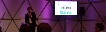 Verslag Klarna sessie Emerce eDay 2013