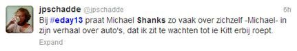 Screeny tweets 2 Michael Shanks Emerce eDay 2013