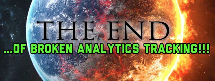 Google Analytics, Verander nooit iets op vrijdag