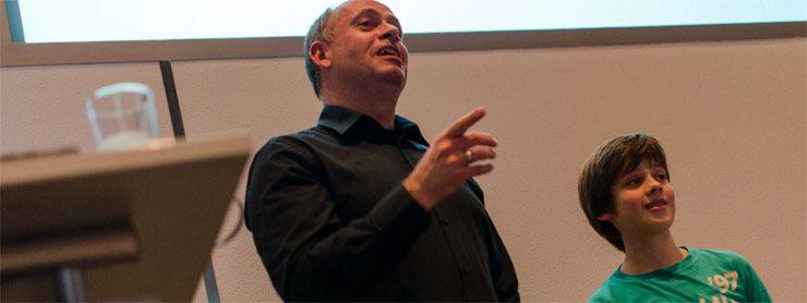 Tim Huigsloot en Ruud Huigsloot