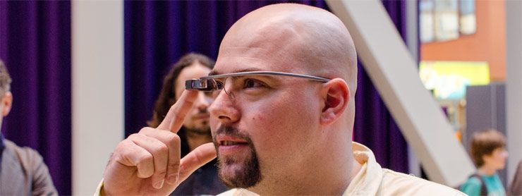 Google Glass - T-Mobile Glass