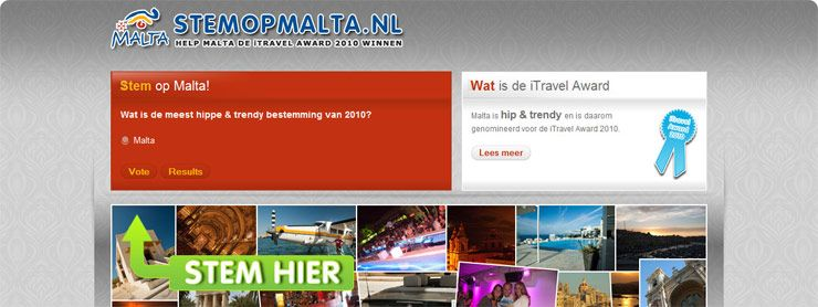"""Stemopmalta.nl website"