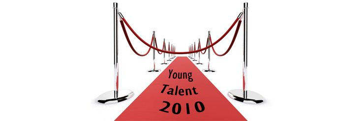 Arjan Mulder wint Travelution Young Talent Award 2010