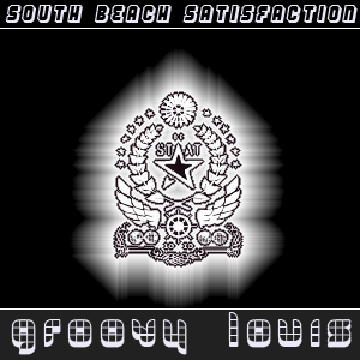 DJ Groovy Louis - South Beach Satisfaction - deephouse mix