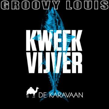 DJ Groovy Louis - Kweekvijver @ De Karavaan - techhouse mix