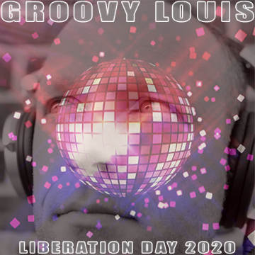DJ Groovy Louis - Liberation Day 2020 - funky house mix